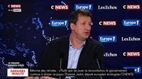Yannick Jadot : «Aujourd'hui, les Français ont compris que l'écologie est une opportunité pour l'économie et pour l'emploi» dans #LeGrandRDV