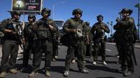 L'unité a démissionné du SWAT, mais pas de la police.