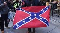 Le drapeau confédéré sera moins visible que par le passé