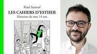 Riad Sattouf a déjà vendu 650 000 exemplaires des quatre premiers tomes des Cahiers d'Esther
