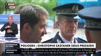 Christophe Castaner sous le feu des critiques