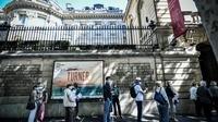 Le musée Jacquemart-André accueille du public dans des conditions sanitaires strictes pour son exposition autour du peintre Turner