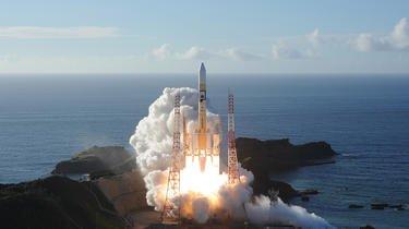 La fusée transportant la sonde «Al-Amal» a décollé lundi 20 juillet du Japon.