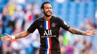Neymar a célébré le 14 juillet en compagnie de plusieurs de ses coéquipiers.