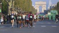 Le départ du marathon de Paris a finalement été fixé au 15 novembre.