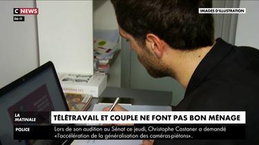 Coronavirus : télétravail et couple ne font pas bon ménage