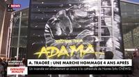 Adama Traoré : une marche en hommage, quatre ans après