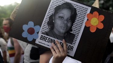 Son visage et son nom sont désormais mis en avant par les manifestants contre les violences policières