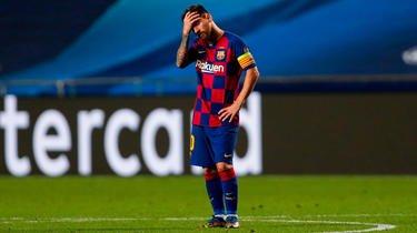 Lionel Messi réfléchirait à un départ du FC Barcelone.