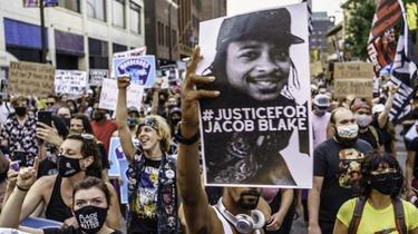 Jacob Blake, nouvelle victime d'une bavure policière aux Etats-Unis