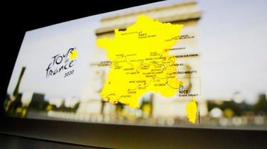 La 107e édition de la Grande boucle s'élancera de Nice.