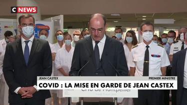 Coronavirus : Jean Castex met en garde sur le rebond de l'épidémie