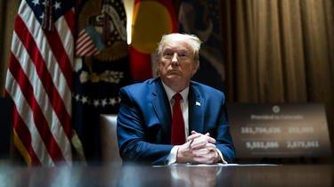 Donald Trump ne semble pas perdre des électeurs malgré les scandales