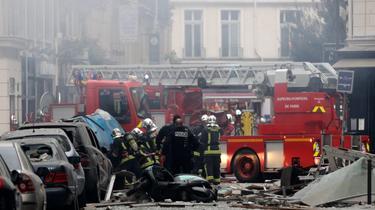 Un affaissement répété de la chaussée, rue de Trévise, a été à l'origine du drame.