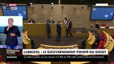 Lubrizol : le gouvernement pointé du doigt