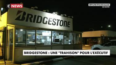 Fermeture de Bridgestone : la colère des salariés