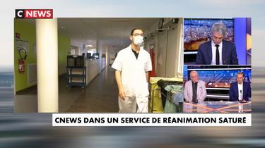 Coronavirus : le service de réanimation d'Arras sous tension