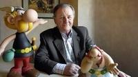 Albert Uderzo, l'un des deux papas d'Astérix, est mort à l'âge de 92 ans