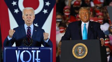 Ohio, Pennsylvanie, Floride... Les candidats enchaînent les meetings dans les Etats serrés.