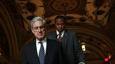 Le procureur spécial Robert Mueller, le 21 juin 2017 à Washington [ALEX WONG / GETTY IMAGES NORTH AMERICA/AFP/Archives]