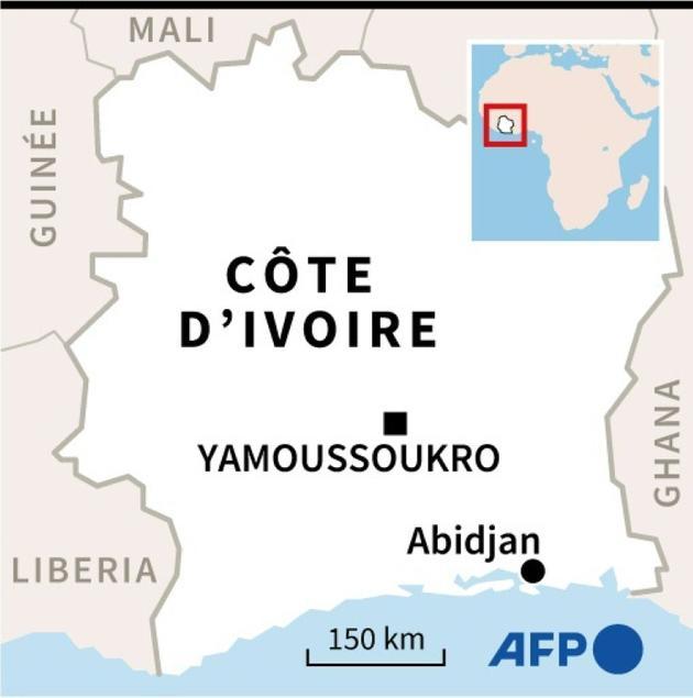 Côte d'Ivoire [Laurence SAUBADU / AFP]