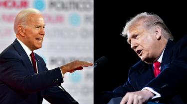 Joe Biden mène pour l'instant les différents sondages, sans susciter d'enthousiasme pour autant