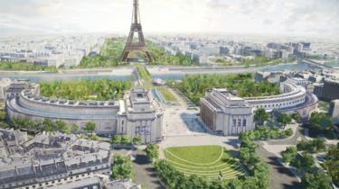 D'ici à 2030, le quartier sera entièrement délesté de la voiture.
