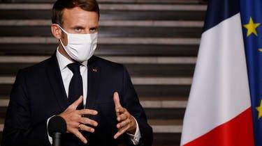 Emmanuel Macron a promis mardi soir, à l'issue d'une réunion de la cellule anti-islamiste de Seine-Saint-Denis, que les actes contre l'islam radical «s'intensifieront».