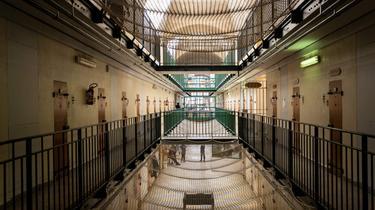 Photo d'illustration prise à la prison de Fresnes, en France.