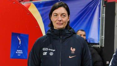 Corinne Diacre conserve le soutien de Noël Le Graët.