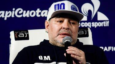 Diego Maradona est décédé à l'âge de 60 ans.