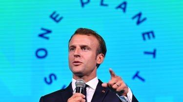 Le quatrième sommet One Planet Summit est organisé ce lundi 11 janvier à Paris.