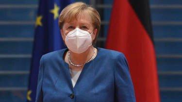 Angela Merkel ne veut pas rouvrir l'économie allemande trop vite