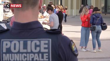 Biarritz : la police municipale renforce les contrôles pour veiller au respect du couvre-feu