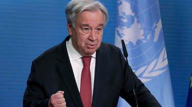 Le secrétaire général de l'ONU a jugés les engagements dans la lutte contre les changements climatiques encore insuffisants.