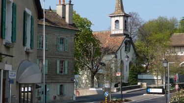 La ville de Cologny accueille chaque année le Forum économique mondial de Davos.