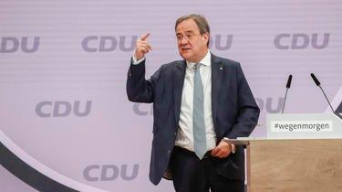 Armin Laschet a été choisi par la direction de la CDU pour être le candidat du parti aux élections de septembre prochain.