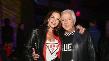 Mareva Georges, Miss France 1991, a épousé Paul Marciano, fondateur de Guess