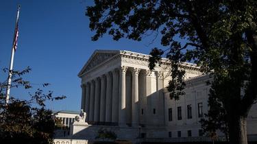 Plus haute autorité judiciaire des Etats-Unis, la Cour suprême est compétente pour régler les litiges électoraux.