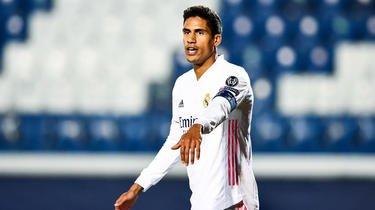 Raphaël Varane n'a manqué que trois matchs avec le Real Madrid cette saison.