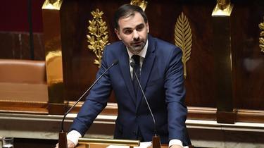 Laurent Saint-Martin a été élu député du Val-de-Marne en 2017.