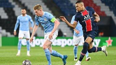 Kylian Mbappé et les Parisiens vont devoir s'imposer et marquer au moins deux buts pour espérer se qualifier pour la finale.
