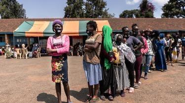L'Unicef alerte sur la probable augmentation des mariages forcés à cause de la crise sanitaire.