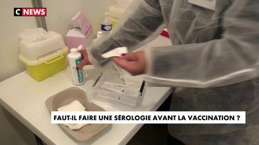 Faut-il faire une sérologie avant la vaccination ?