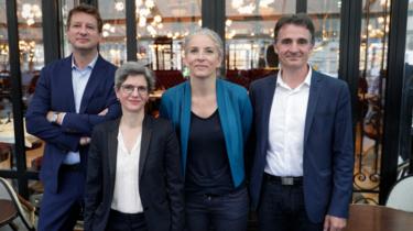 Yannick Jadot, Sandrine Rousseau, Delphine Batho et Eric Piolle sont officiellement candidats à la primaire EELV pour la présidentielle.