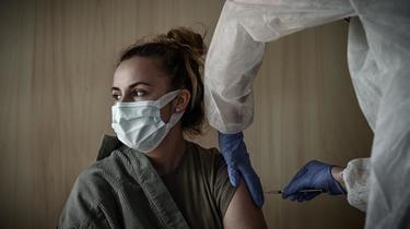 Le collectif de 35 citoyens tirés au sort planche depuis janvier sur la campagne de vaccination anti-Covid.