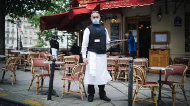 Le pass sanitaire devrait être rendu obligatoire «début août» dans les restaurants.