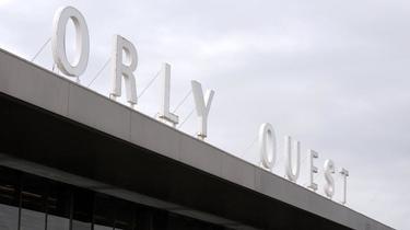 Les 4 points cardinaux ont été remplacés par des chiffres à l'aéroport d'Orly.