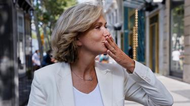 Valérie Pécresse sera bien candidate à l'élection présidentielle 2022.