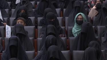 Le calvaire des Afghanes